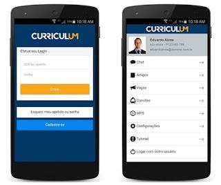 Curriculum para Android