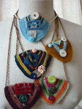 My Woolly Necklaces