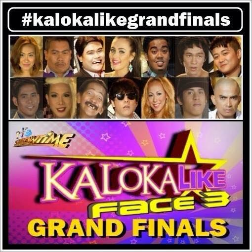 Kalokalike Grand Finals