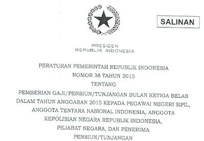 pp 38 Tahun 2015