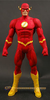 "DC Universe All Stars Series 2 by Mattel - ""New 52"" The Flash Action Figure"