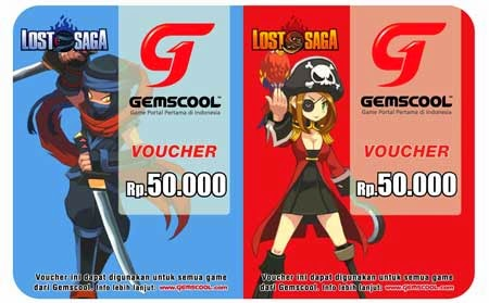 Bagi-bagi Voucher G-Cash Gemscool Gratis