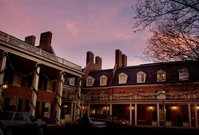 美國十大鬧鬼飯店 你∼住了嗎? Carolina Inn