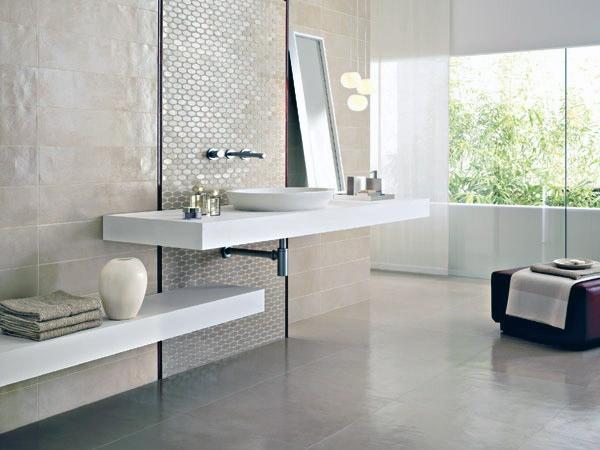 Pics of creative wings personalizzare il pavimento con la - Rivestimento resina bagno ...