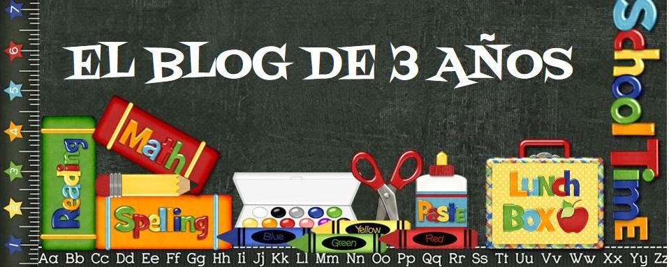 El blog de 3 años