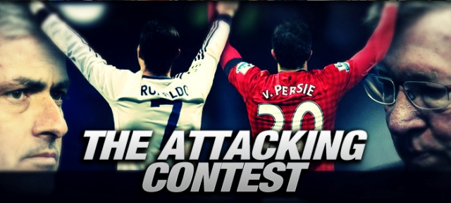 Preview BigMatch Real Madrid vs Manchester United