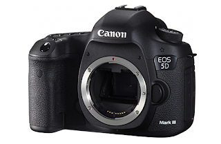 Canon 5D Mark lll front image