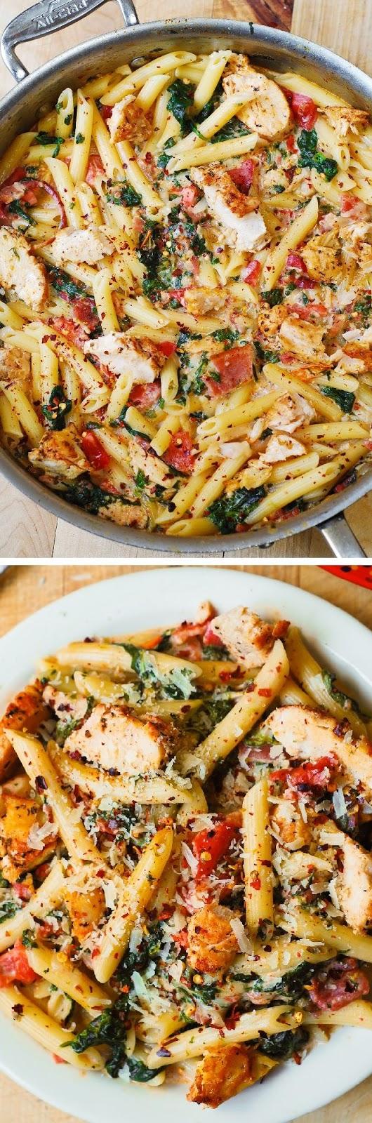 Penne Chicken Zitti Recipes