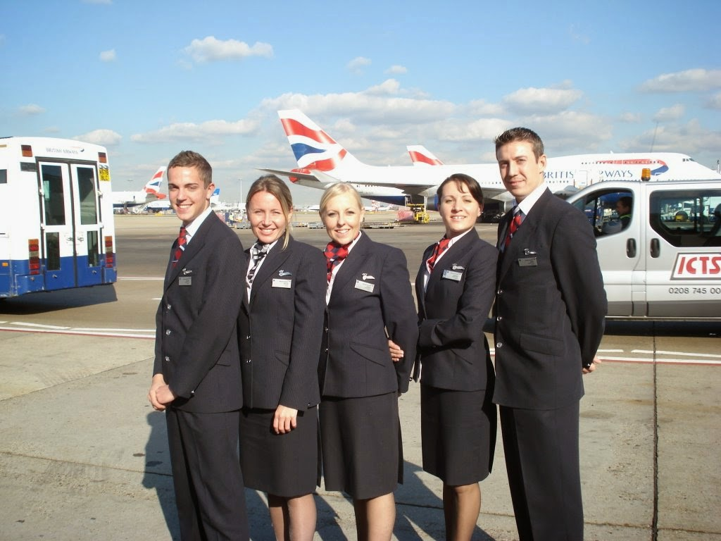 Meet The British Airways Cabin Crew World Stewardess