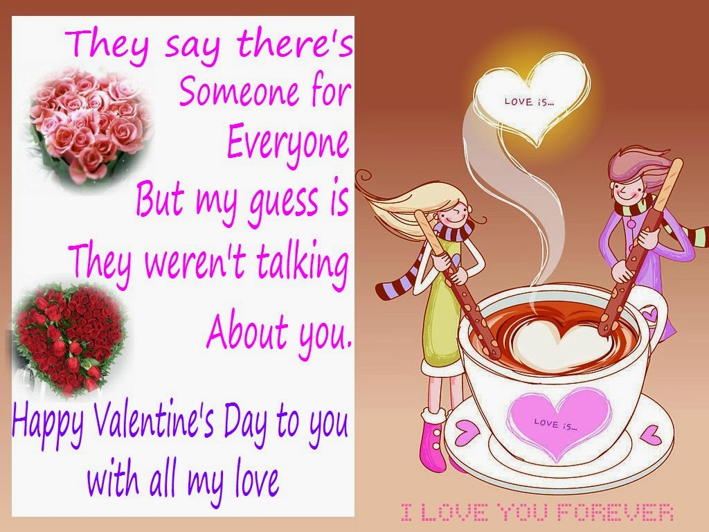 Happy Valentines Day Valentine Card – Beautiful Valentines Cards