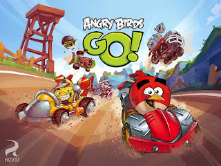 Download Game Angry Birds Go! APK Android 2014