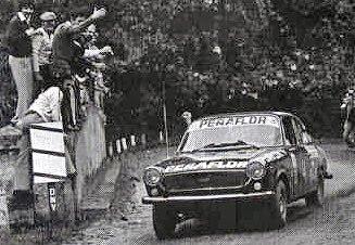 17 de noviembre, 1975 / ZUNINO Y DARAY GANABAN EL GP DE TURISMO NACIONAL