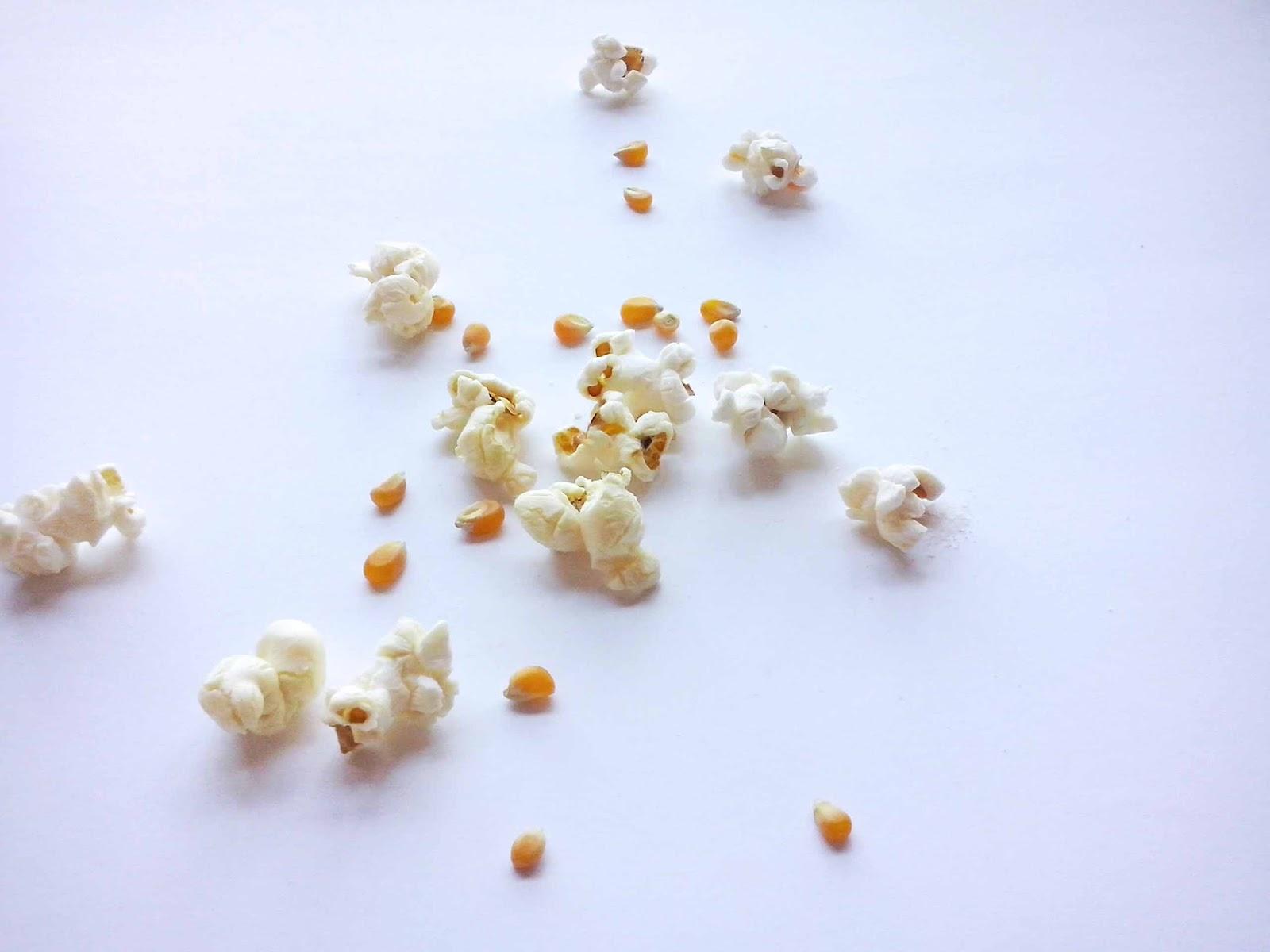 Palomitas de maíz caseras