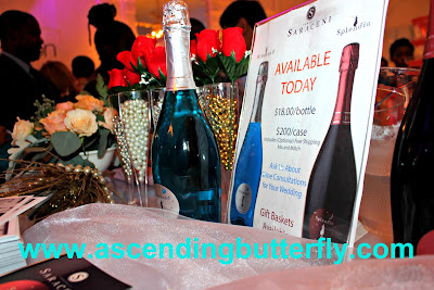 Fratelli Saraceni, BLUMOND, Splendia - Matilde, Sparkling Wines, Wedding Salon Bridal Tradeshow/Expo, New York City