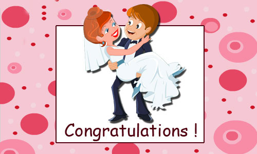 Perfect Congratulations On Your Wedding 500 x 300 · 31 kB · jpeg