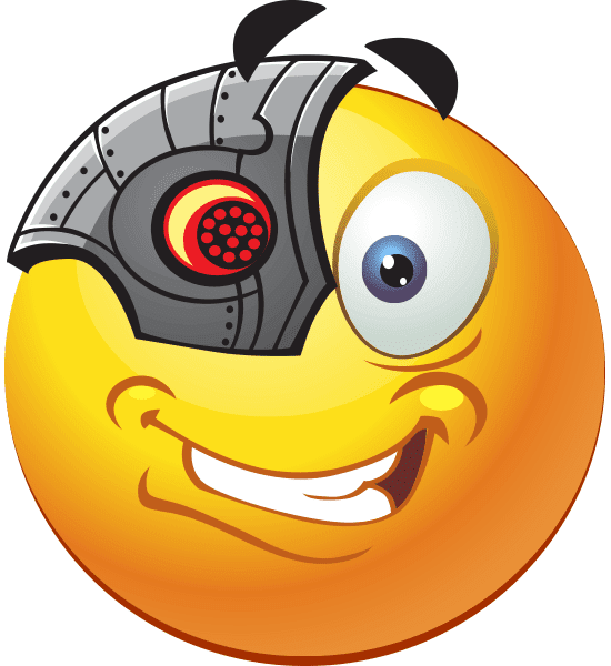 Terminator Smiley