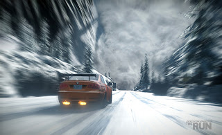 NFS The Run Wallpaper