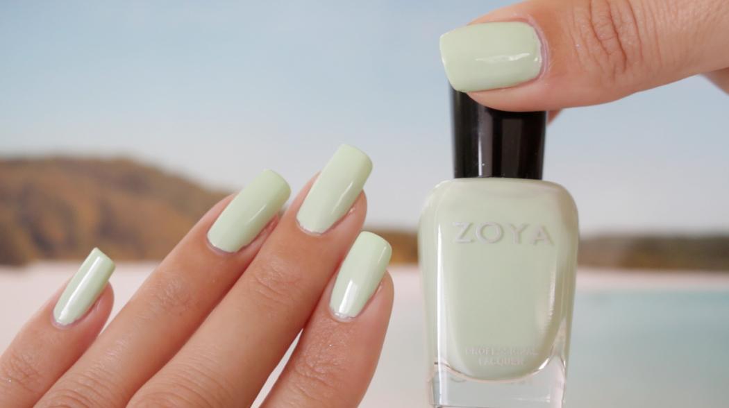 Zoya Tiana Swatches