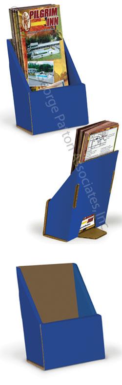 brochure zafira pics  cardboard brochure holder