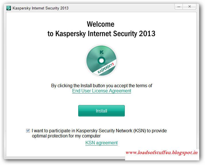 Kaspersky internet security 7 key working serial