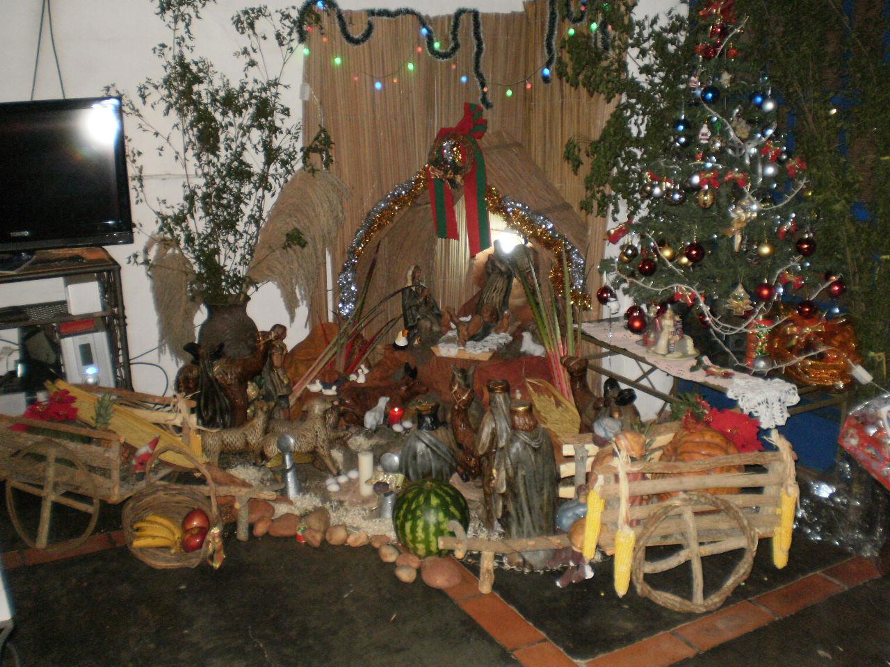 UNA FAMILIA DE GRAN CORAZON: DESPIDIENDO EL AÑO 2011 EN CASA DE ...