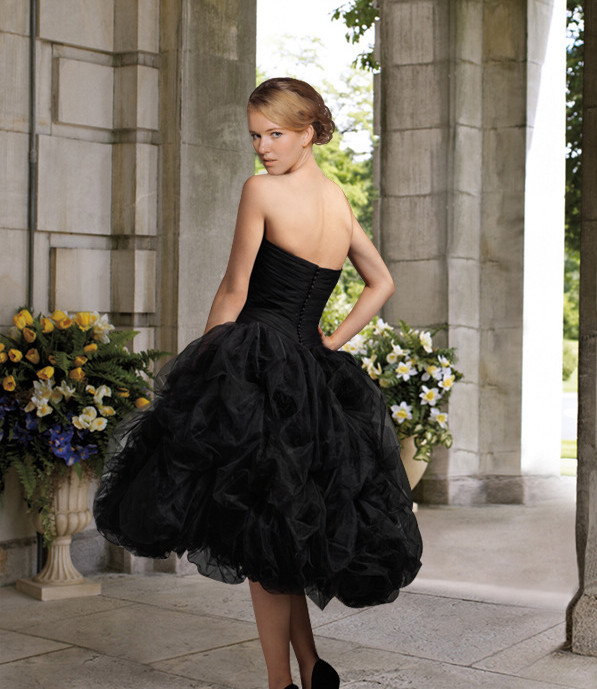 Sweet Short Ball Gowns