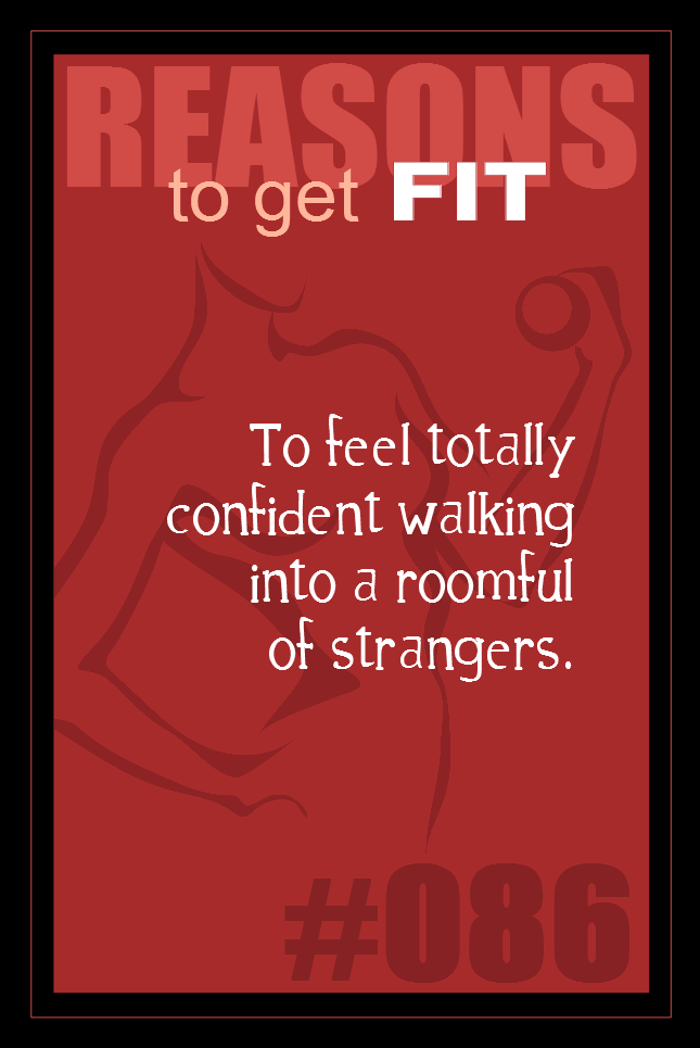 365 Reasons to Get Fit #086