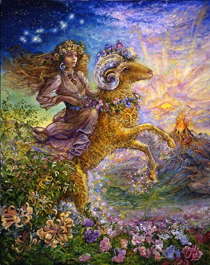 New Moon In Aries ~ April 7