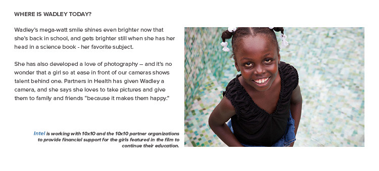 wadley girls Girl rising is a global campaign for girls' education and empowerment  introduction the curriculum  the lessons may be paired with wadley,.