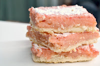 strawberry lemonade bar recipe