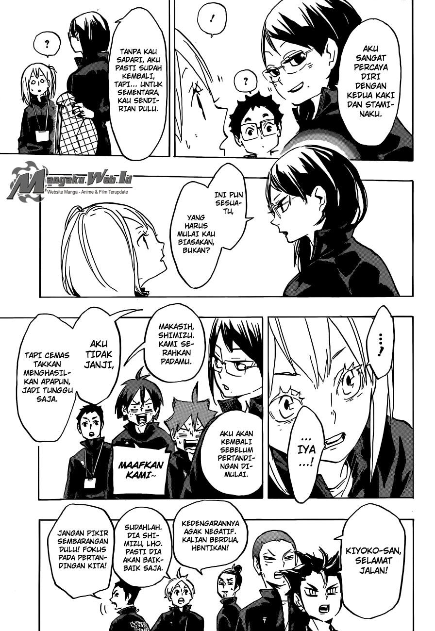 Haikyuu!! Chapter 232-5