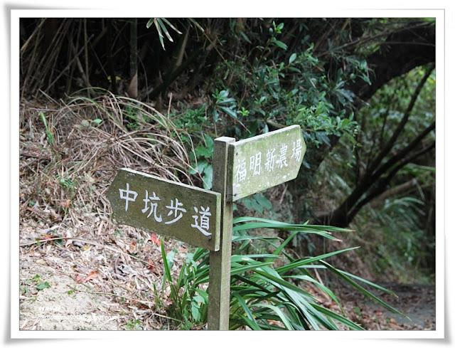 箭竹窩  中坑步道