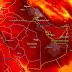 ONDA DE CALOR SUPERA 50°C POR 13 DIAS SEGUIDOS ENTRE A ARÁBIA SAUDITA, IRÃ, IRAQUE E KUWAIT