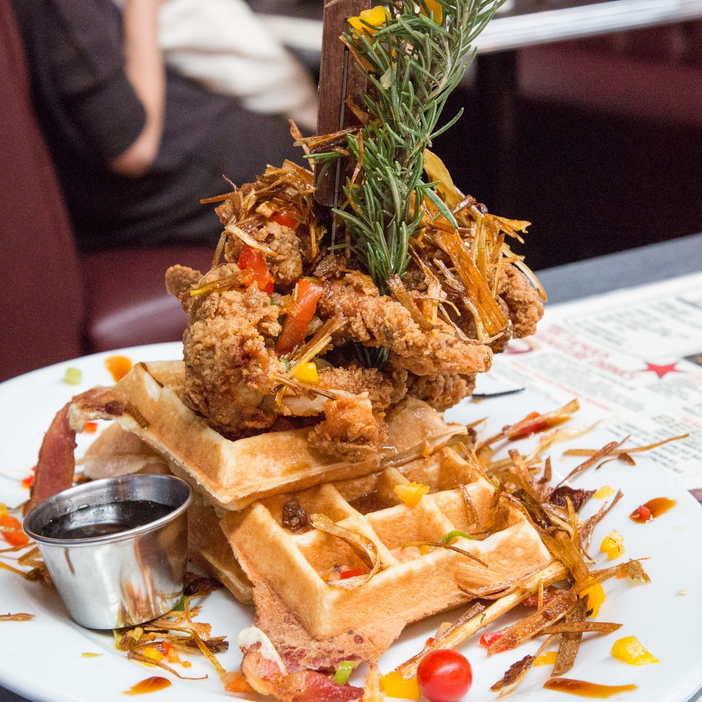 Hash house a go go food is happiness for Cuisine 2 go