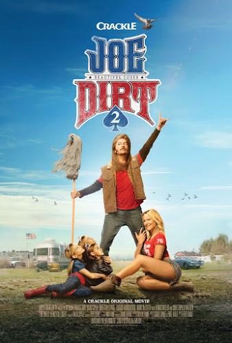 Joe Dirt 2: Beautiful Loser (BRRip 720p Dual Latino / Ingles) (2015)