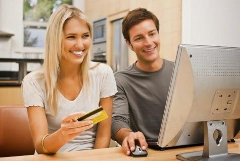 Cara belanja online dengan program cicilan 0%.