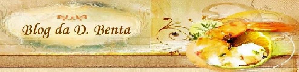 Blog da Dona Benta