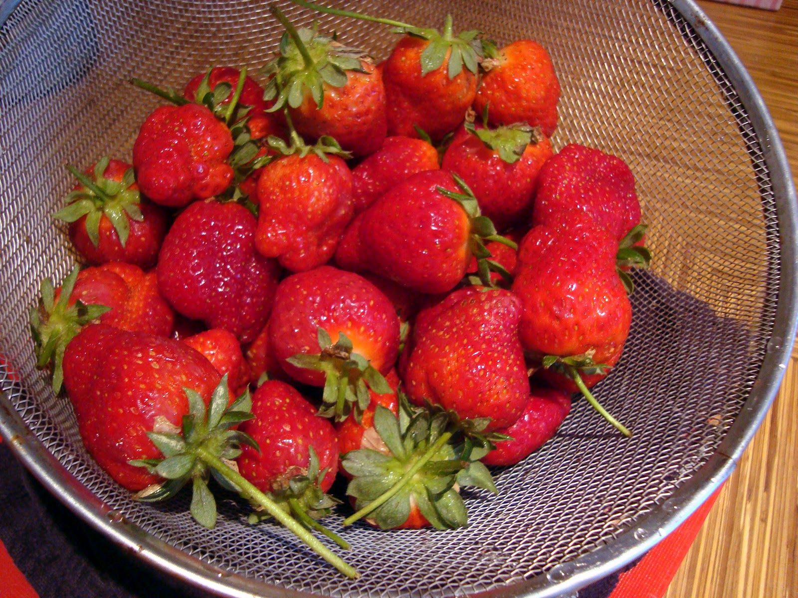 Can you make strawberry pie with frozen strawberries for What can you make with strawberries