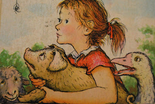 Characters from Charlotte's Web by E.B. White