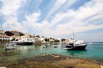 Vistas de Spetses - Islas Griegas