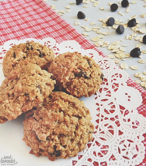 ... Bake Shoppe: gluten free chocolate chip peanut butter cookies