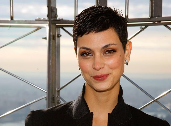 morena baccarin hair. makeup Morena Baccarin Hot or
