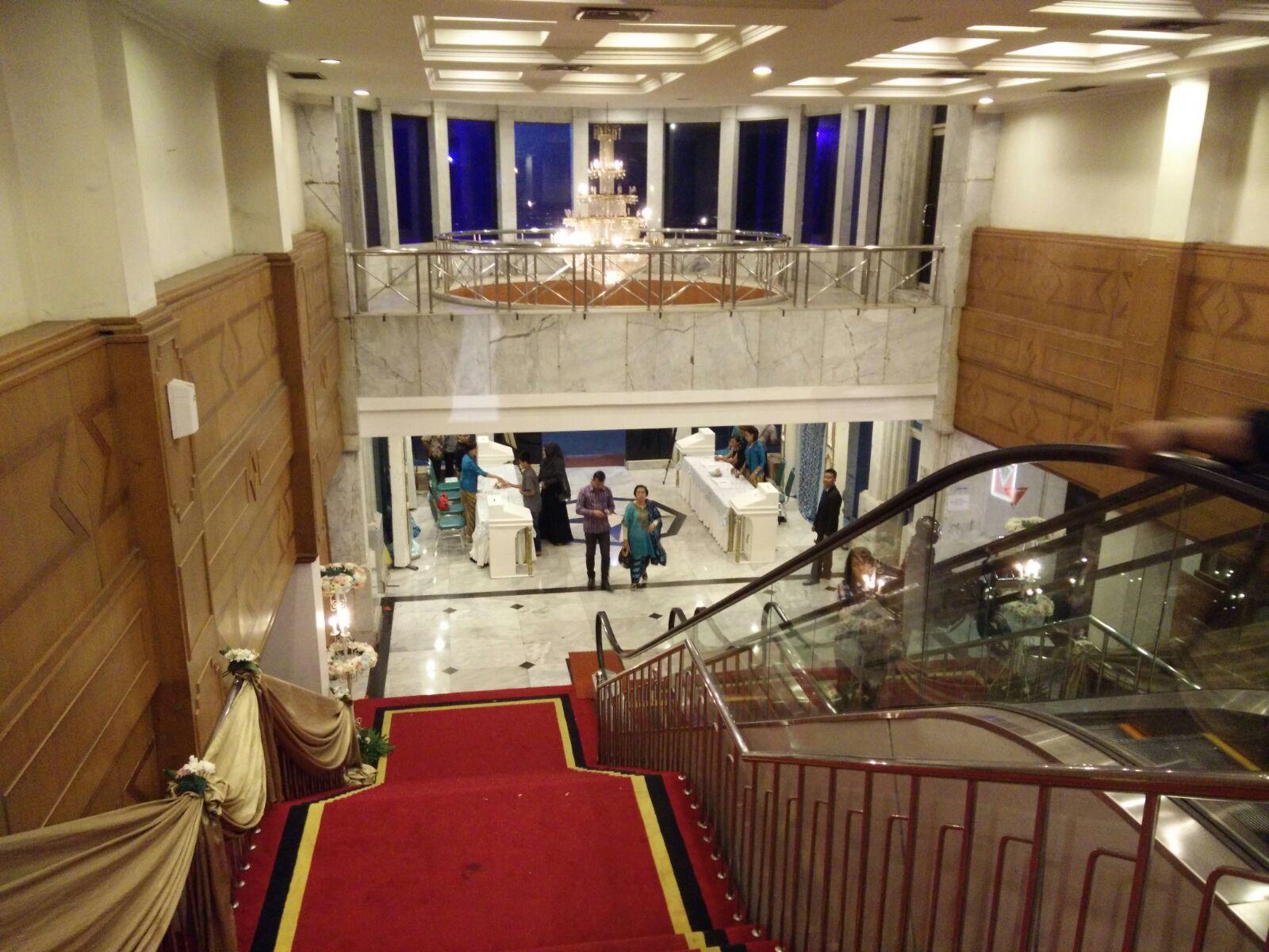 Gedung wanita simprug wedding