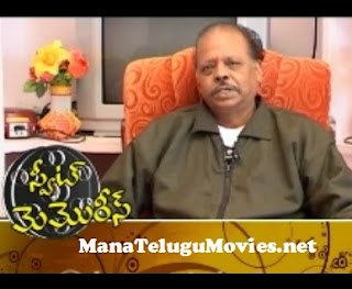Sweet Memories – Interview with Sutti Velu