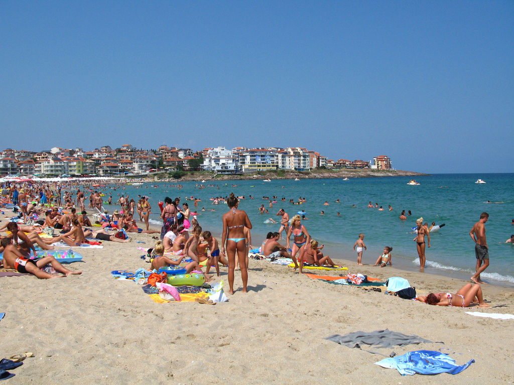 Sunny beach bulgaria travel guide and travel info exotic travel