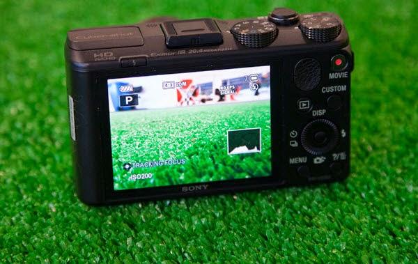 Sony Cyber-shot HX50V