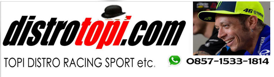 JUAL TOPI MOTOGP | F1 | SNAPBACK | GROSIR