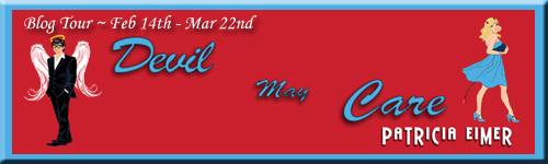 Devil May Care Blog Tour {Guest Post & Giveaway}