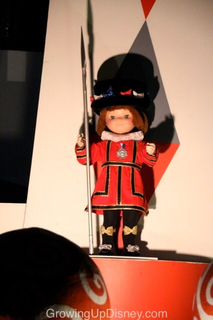 it's a small world, magic kingdom, walt disney world, beefeater doll