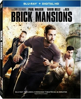 Brick Mansions 2014 BluRay 480p 300mb ESub